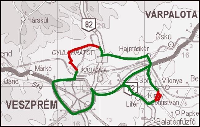 Mikulás Rally Veszprém 2020