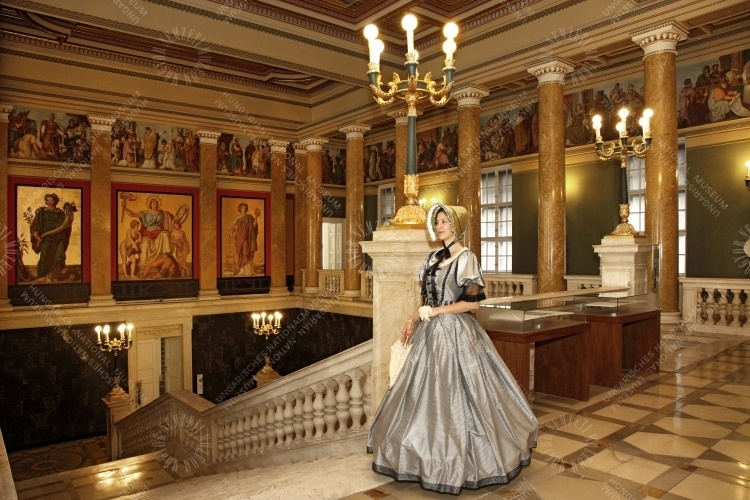 Zárás utáni kalandozás a Budapesti Magyar Nemzeti Múzeumban